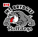 Mount Brydges Bull Dog Logo