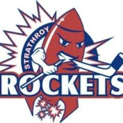 Strathroy Rockets Logo