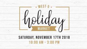 West 5 Christmas Market