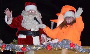 glencoe santa claus parade